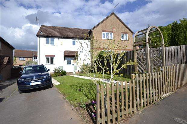 3 Bedrooms Semi Detached House for sale in Fern Close, Brentry, Bristol, BS10 6RP