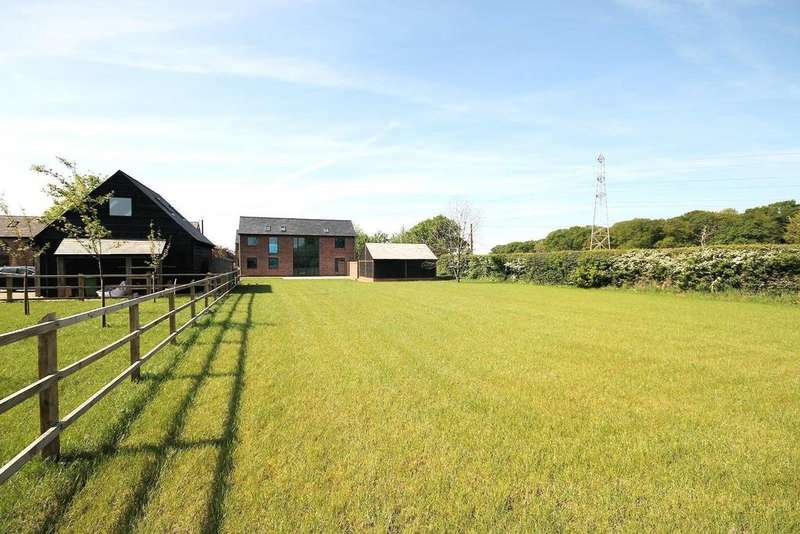 5 Bedrooms House for sale in Drakelow Gorse Farm, Yatehouse Lane, Byley