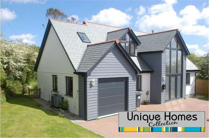 5 Bedrooms Detached House for sale in The Orchard, High Street, St Austell