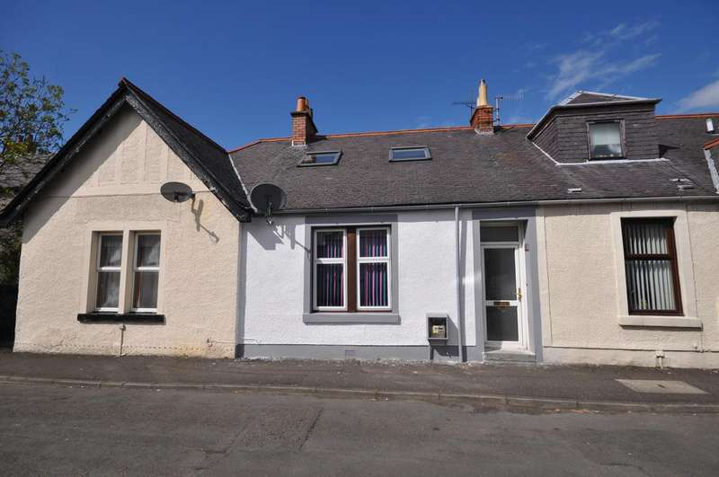 3 Bedrooms Terraced House for sale in 33 Bourtreehall, Girvan KA26