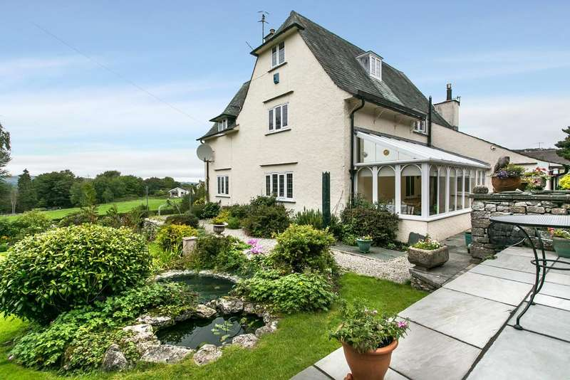 5 Bedrooms Detached House for sale in Tidal Reaches, Heversham, Milnthorpe, Cumbria LA7 7EB
