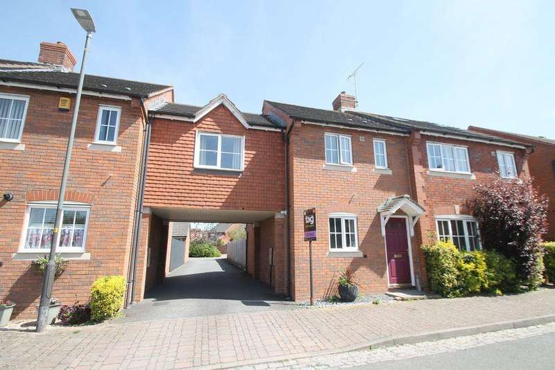 2 Bedrooms Terraced House for sale in Clifford Avenue, Walton Cardiff, Tewkesbury