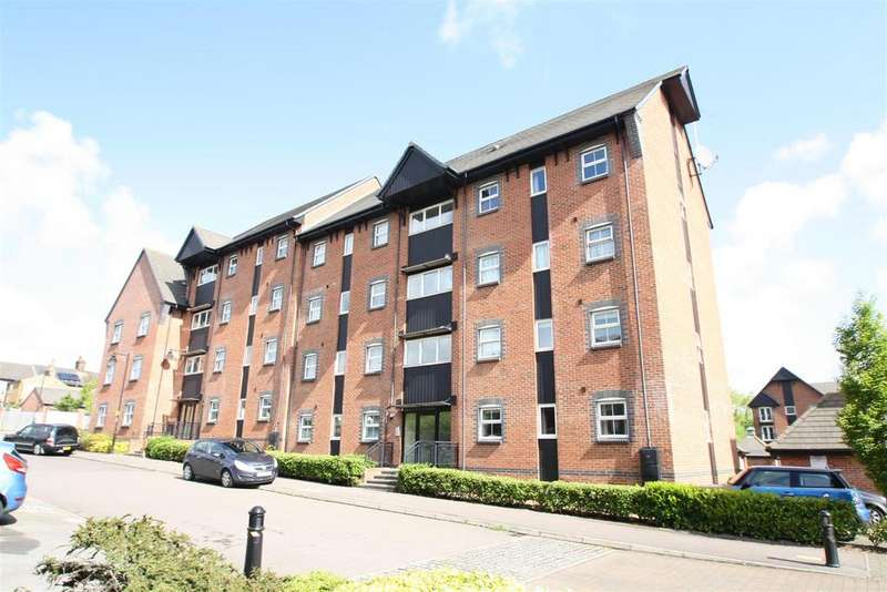 2 Bedrooms Apartment Flat for sale in The Wharf, Leighton Buzzard