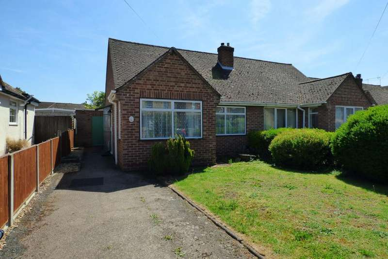 2 Bedrooms Semi Detached Bungalow for sale in Clapham, Beds, MK41 6DS