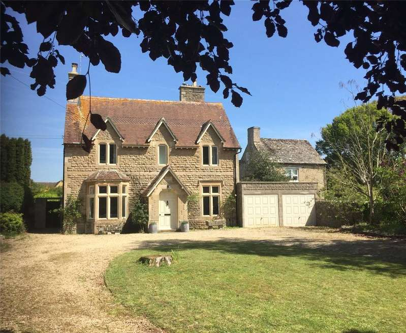 4 Bedrooms Detached House for sale in Marston Meysey, Nr Cirencester, SN6