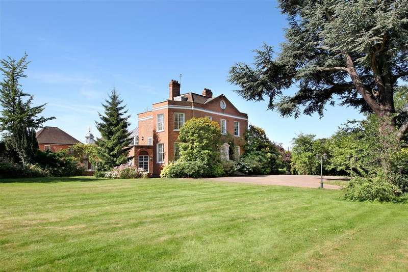 9 Bedrooms Detached House for sale in Milley Lane, Hare Hatch, Reading