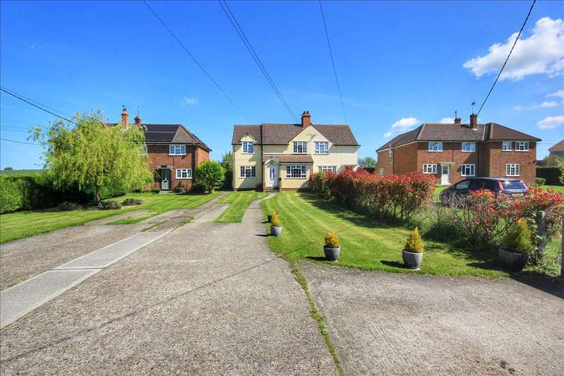 4 Bedrooms Semi Detached House for sale in Martyns Rise, Long Melford
