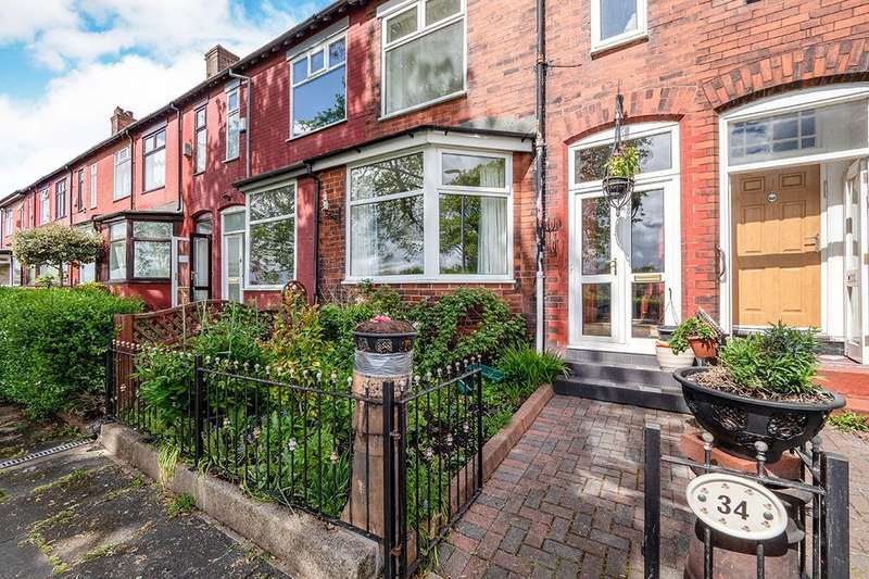 3 Bedrooms Terraced House for sale in Hugh Oldham Drive, Salford, M7