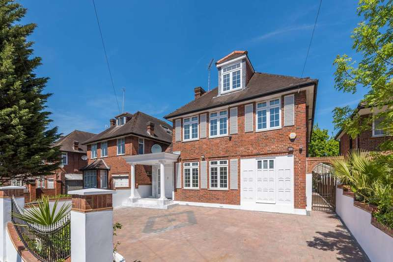 5 Bedrooms House for sale in Aylmer Road, East Finchley, N2