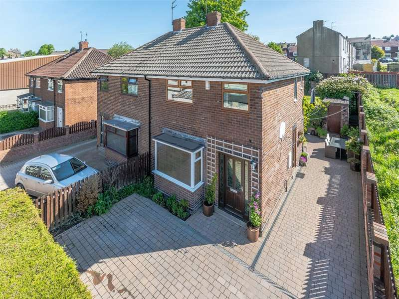 3 Bedrooms Semi Detached House for sale in The Crofts