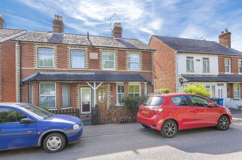 3 Bedrooms Semi Detached House for sale in Terrace Road North, Binfield, RG42