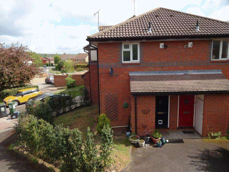 1 Bedroom End Of Terrace House for sale in Rookery Drive, Luton