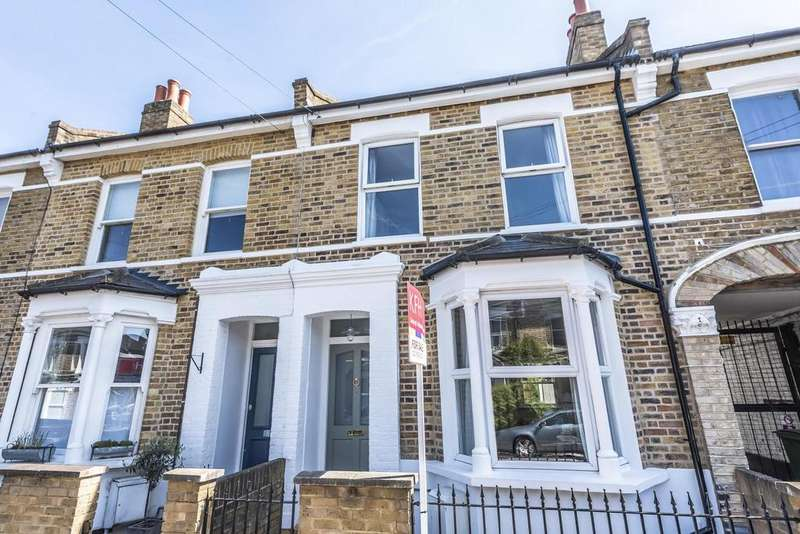 5 Bedrooms End Of Terrace House for sale in Howden Street, Peckham Rye