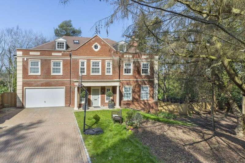 6 Bedrooms Detached House for rent in Sunningdale