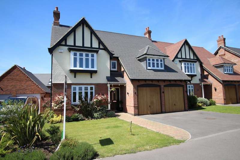 4 Bedrooms Detached House for sale in Angels Drive, Ravenstone
