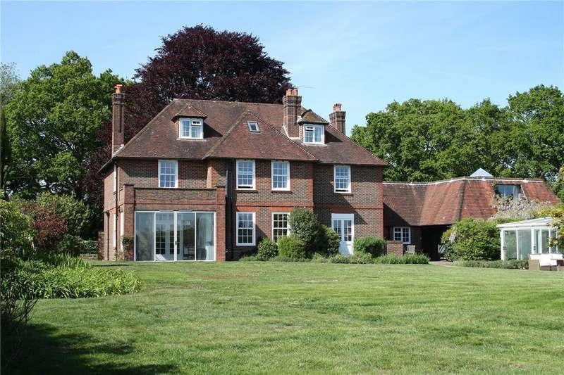 5 Bedrooms Detached House for sale in Shear Hill, Petersfield, Hampshire, GU31