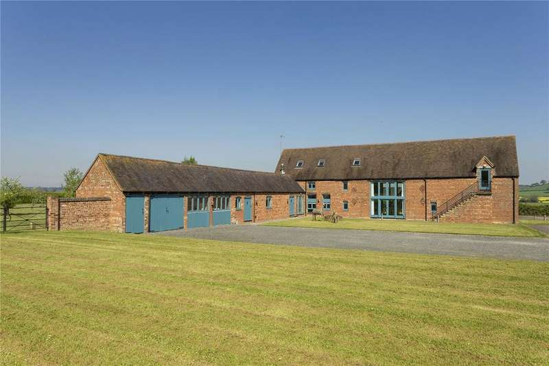 5 Bedrooms Barn Conversion Character Property for sale in Main Street, Long Compton, Shipston-on-Stour, Warwickshire