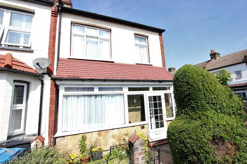 3 Bedrooms End Of Terrace House for sale in Macclesfield Road, London