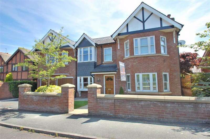 5 Bedrooms Detached House for sale in Lansdown Close, Cheadle Hulme, Cheshire