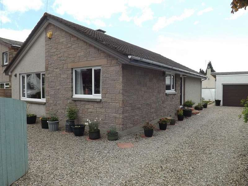 3 Bedrooms Detached Bungalow for sale in Perrins Road, Alness IV17
