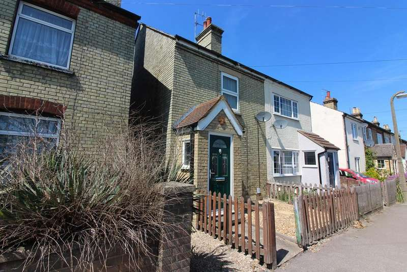 2 Bedrooms Semi Detached House for sale in Hitchin Road, Arlesey, SG15