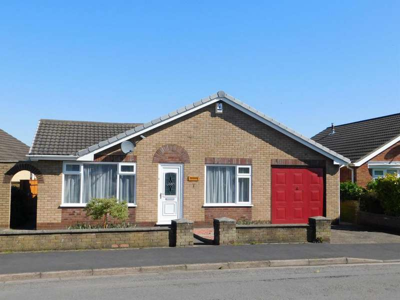 2 Bedrooms Detached Bungalow for sale in Beacon Park Drive, Skegness, PE25 1HE