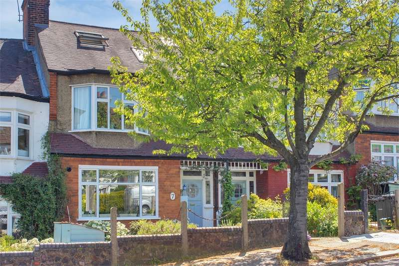 4 Bedrooms Terraced House for sale in Blake Road, Bounds Green, London