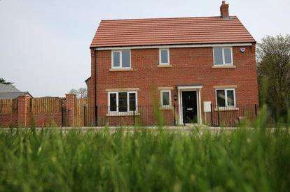 4 Bedrooms Detached House for sale in Fairway Red Hall, Fairway, Red Hall Darlington
