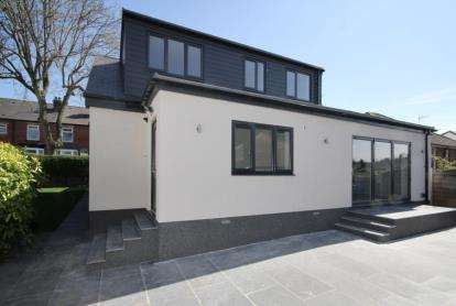3 Bedrooms Detached House for sale in Moor View Road, Sheffield, South Yorkshire