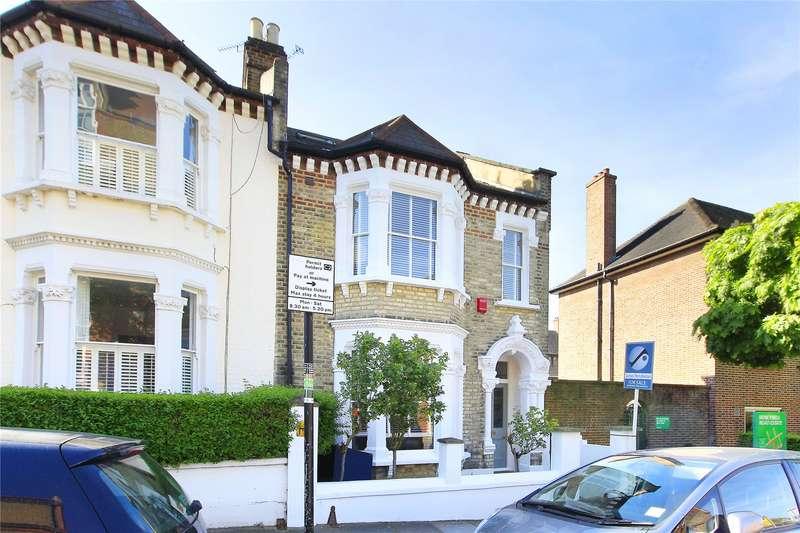 4 Bedrooms End Of Terrace House for sale in Honeywell Road, Battersea, London, SW11