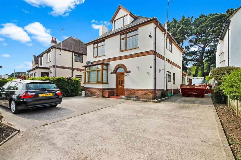 5 Bedrooms Detached House for sale in Lake Drive, Poole