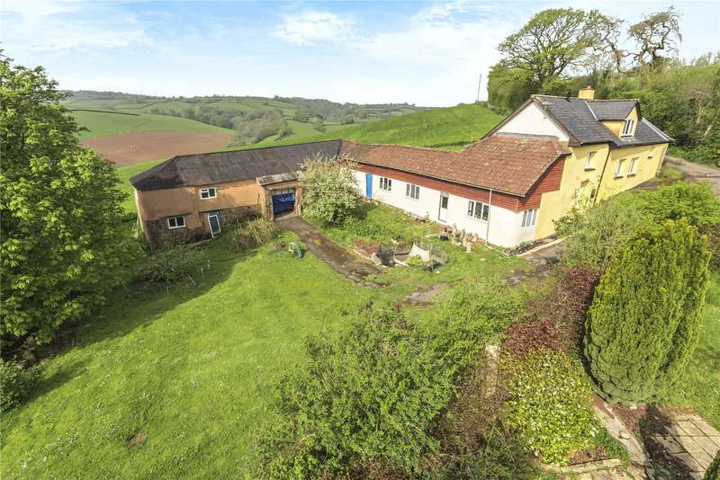 3 Bedrooms Barn Conversion Character Property for sale in Withleigh, Tiverton, Devon, EX16