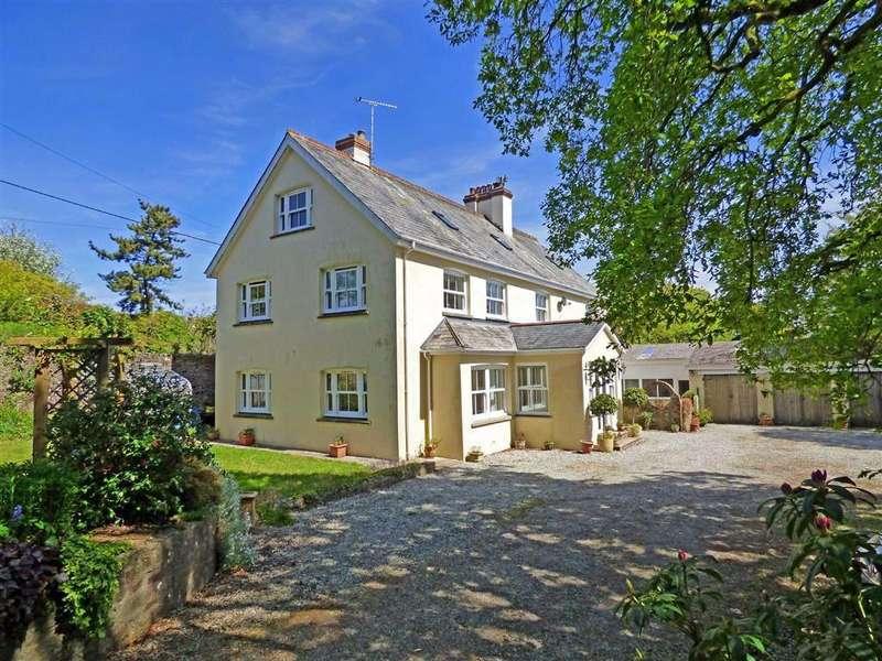6 Bedrooms Detached House for sale in Parkham, Bideford, Devon, EX39