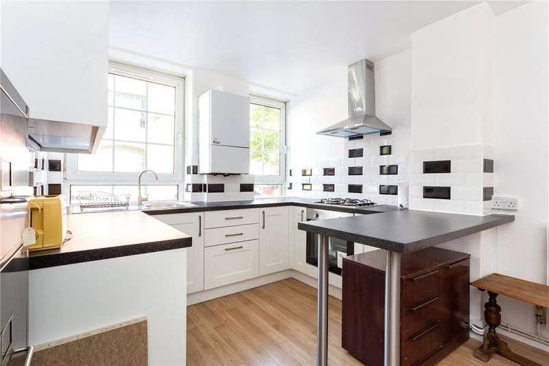 2 Bedrooms Flat for sale in Everard House, Boyd Street, London, E1