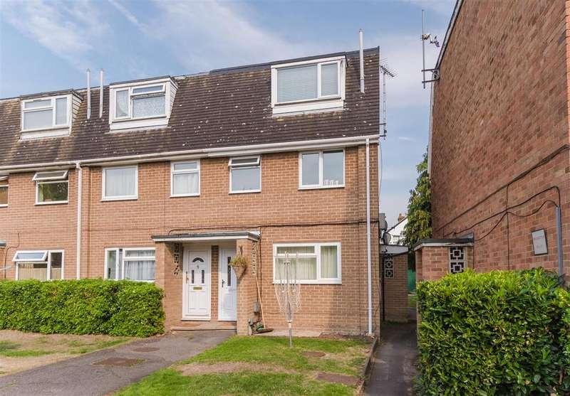 2 Bedrooms Maisonette Flat for sale in Ridge Bank, Cippenham