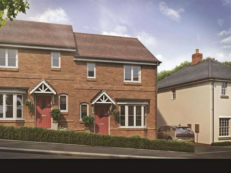 3 Bedrooms Semi Detached House for sale in The Green, Ullesthorpe, Lutterworth