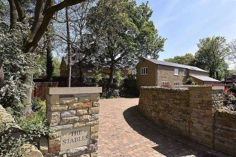 4 Bedrooms Detached House for sale in Cold Arbor Farm, Springwood Way, Tytherington