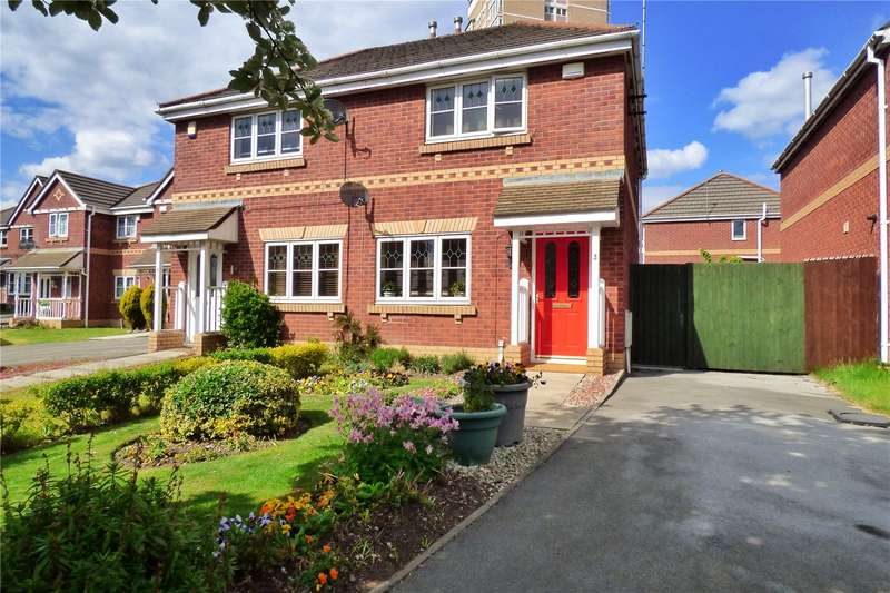3 Bedrooms Semi Detached House for sale in Capricorn Road, Moston, Manchester, M9