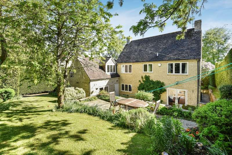 5 Bedrooms Detached House for sale in Rendcomb