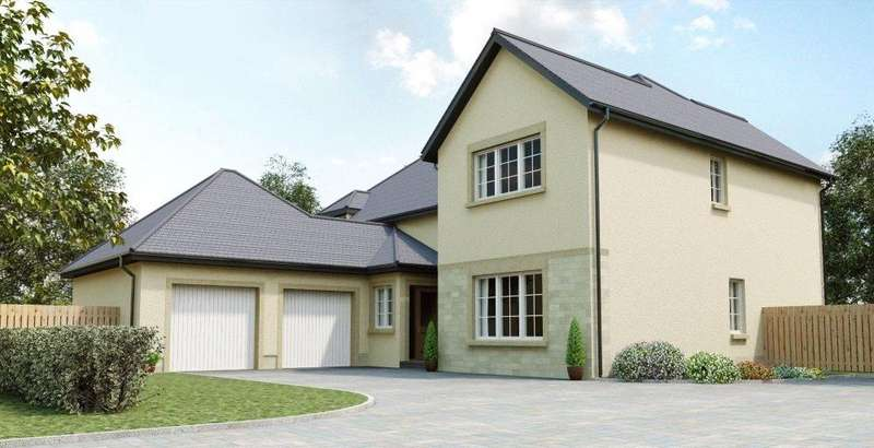 5 Bedrooms Detached House for sale in Plot 2, The Bruar, The Lime Kilns, 3 Quarry Park Lane, East Calder, West Lothian