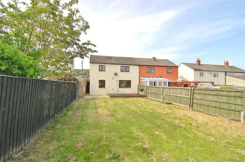 3 Bedrooms Semi Detached House for sale in Elm Road, Stroud, Gloucestershire, GL5