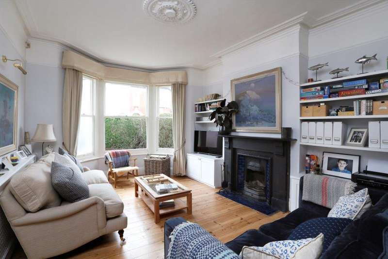 5 Bedrooms End Of Terrace House for sale in Sainfoin Road, Balham SW17