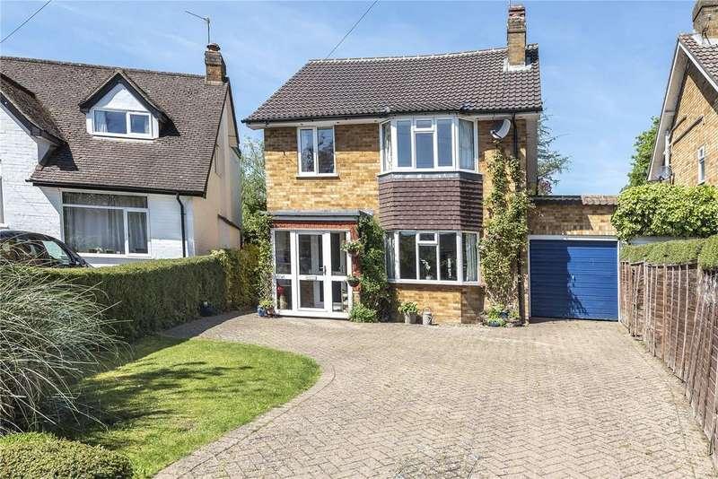 4 Bedrooms Detached House for sale in St. Leonards Road, Amersham, Buckinghamshire, HP6
