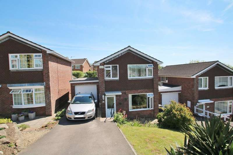 3 Bedrooms Detached House for sale in Primrose Way, Lydney, GL15