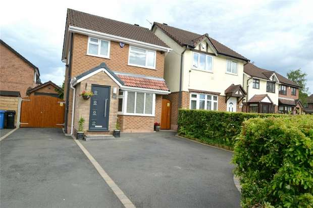 3 Bedrooms Detached House for sale in Rostrevor Road, Davenport, Stockport, Cheshire