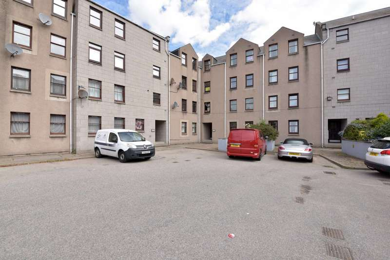1 Bedroom Flat for sale in Spring Garden, Aberdeen, Aberdeenshire, AB25 1DG