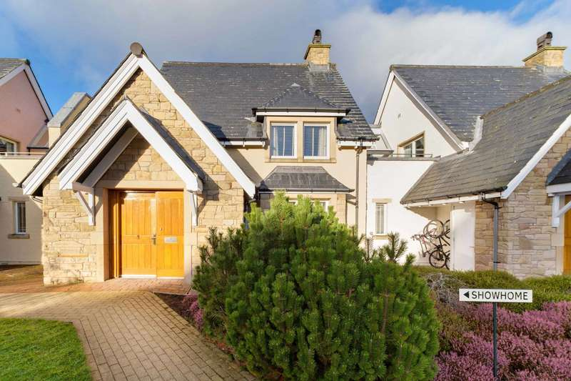 2 Bedrooms Lodge Character Property for sale in Glenmor, Gleneagles, Perthshire, PH3 1NF
