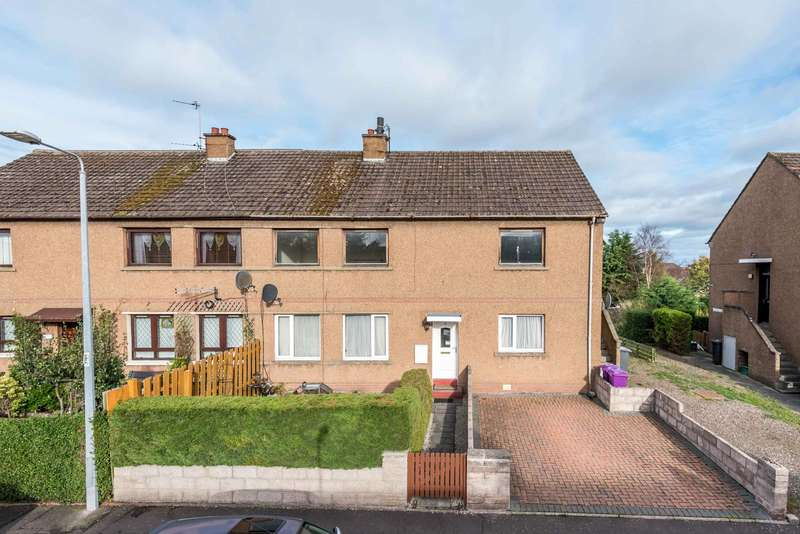 3 Bedrooms Flat for sale in Holyrood Street, Carnoustie, Angus, DD7 6HL