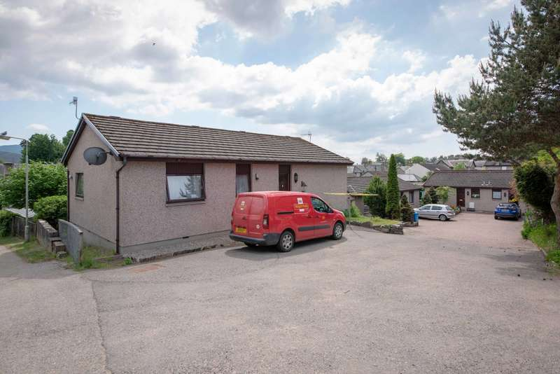 Commercial Property for sale in James Court, Kingussie, Highland, PH21 1PD