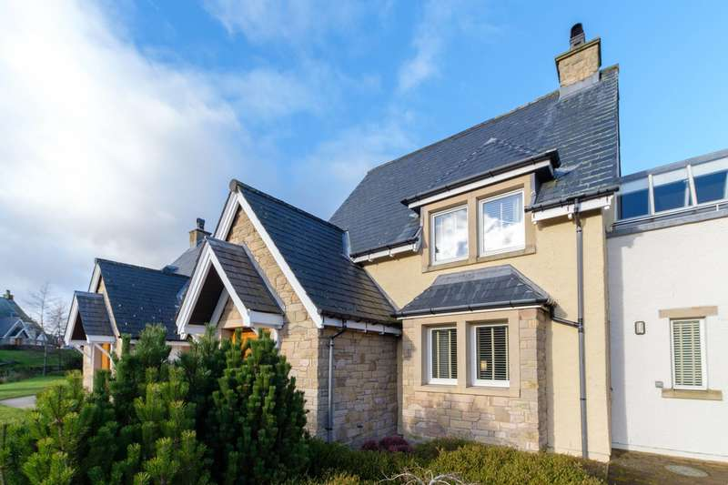 2 Bedrooms Lodge Character Property for sale in , Gleneagles, Auchterarder, Perthshire, PH3 1NF
